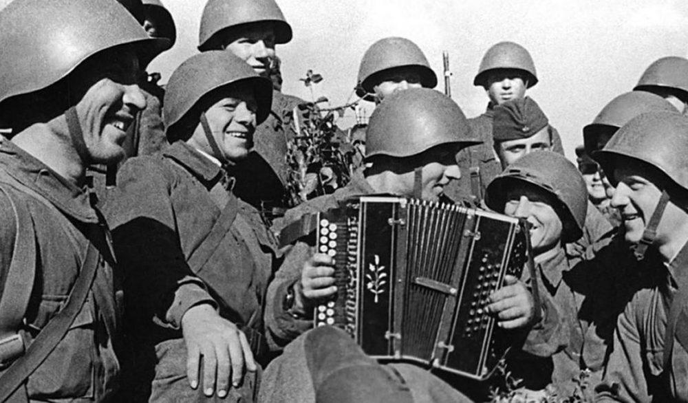 Песни, опаленные войной