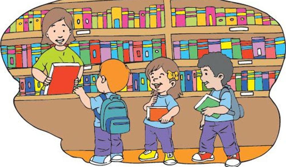 Вредные советы «Как вести себя в библиотеке»