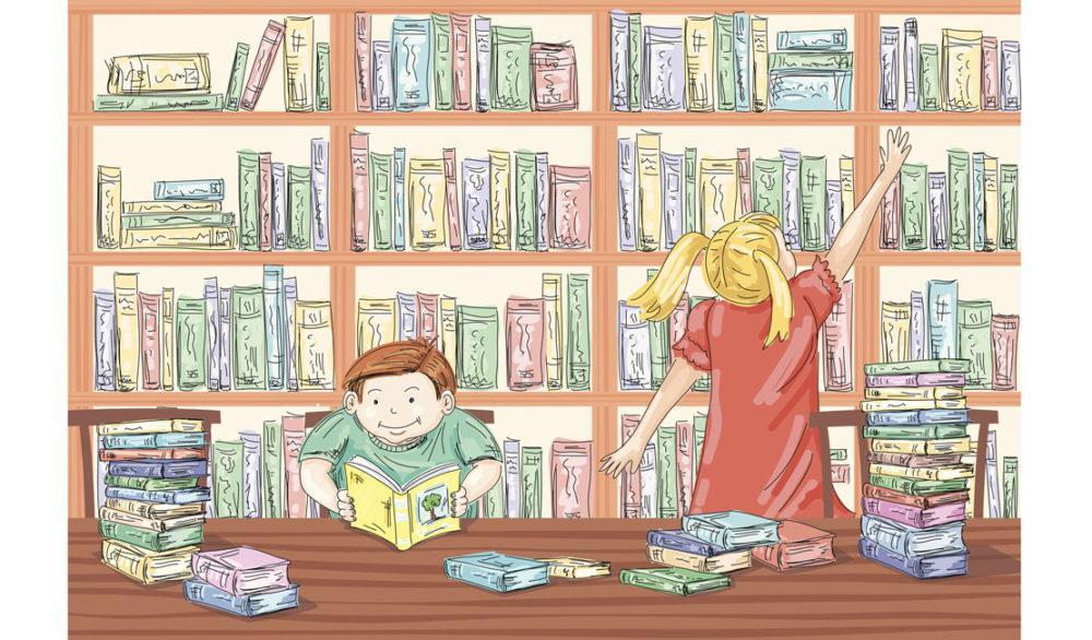 Топ-10 книг для детей и подростков