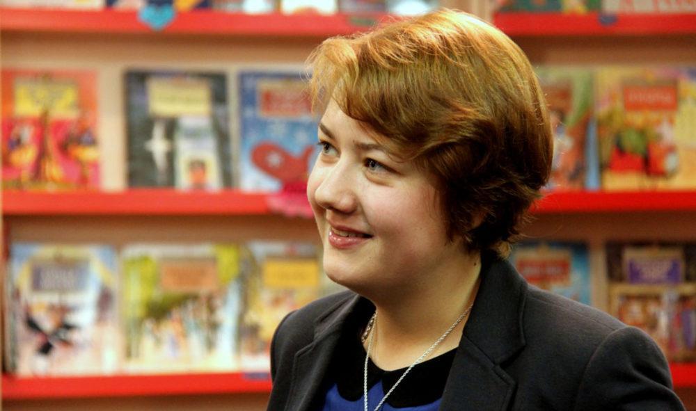 Онлайн-встреча с Анастасией Строкиной